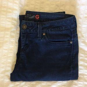 Skinny Dark Jeans